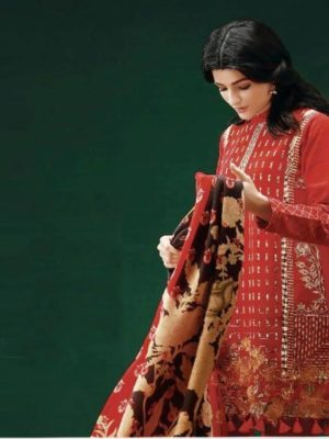 Khaadi Latest Embroidered 2Pc Marina Collection Replica 2018