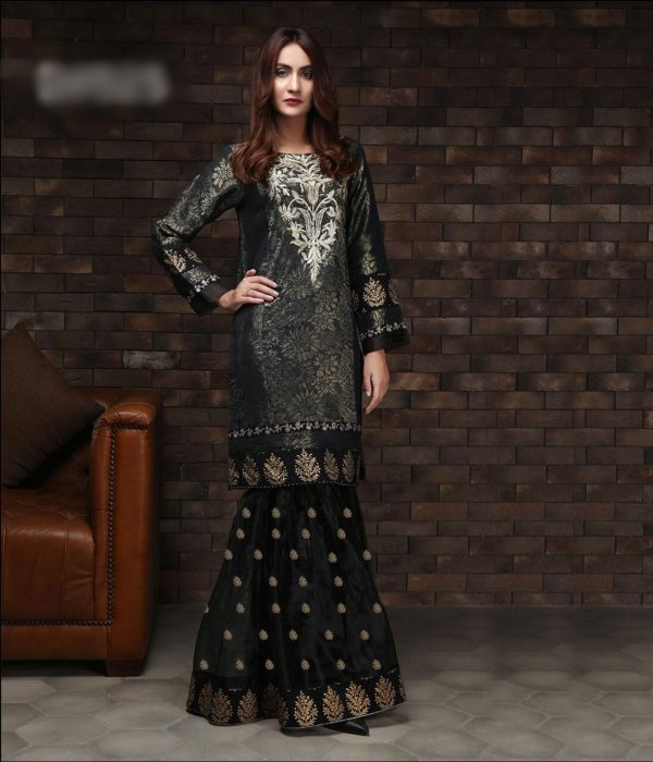 Keyseriya Latest Embroidered Winter Linen Collection Replica