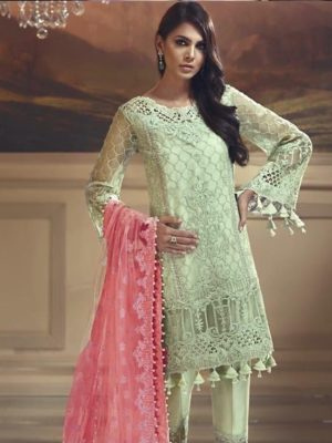 Anaya Luxury Embroidered Winter Linen Collection Replica 2019