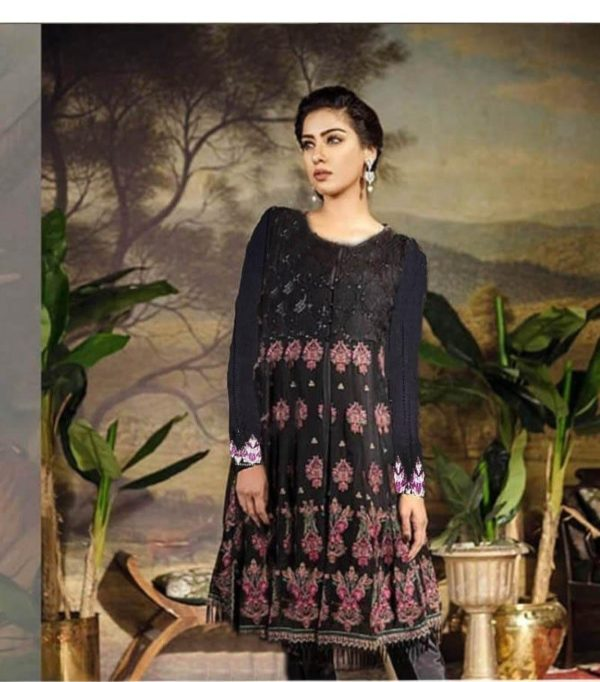 Iznik Luxury Embroidered Winter Marina Collection Replica