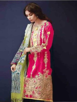 khaadi Luxury Emboridered Winter Marina 2pc Colleckhaadi Luxury Emboridered Winter Marina 2pc Collectikhaadi Luxury Emboridered Winter Marina 2pc Collection Replicaon Replication Replica
