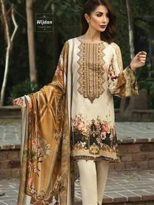 Broque Latest Embroidered Winter Linen Collection Replica