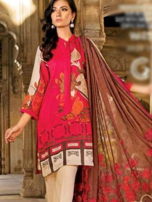 Charizma Latest Embroidered Lawn Collection Master Replica