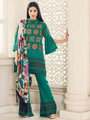 Charizma Luxury Embroidered Winter Khaddar Collection Replica 2019