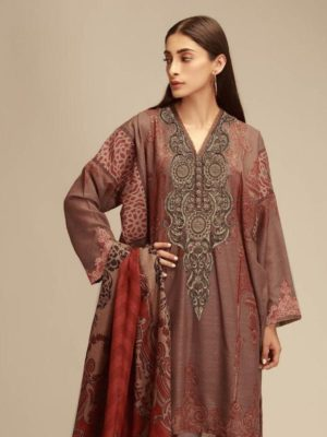 khaadi Latest Embroidered Lawn Master Replica 2019