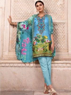 Shaista Luxury Embroidered Winter Khaddar Collection Replica