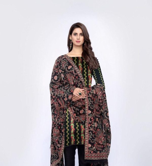 Bareeza Latest Embroidered Lawn Collection Master Replica 2019