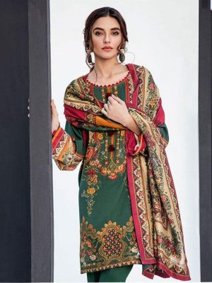 Baroque Latest Embroidered Lawn Collection Master Replica 2019