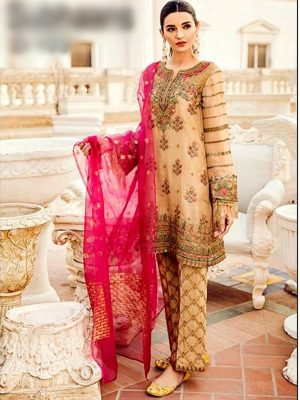 Charizma Latest Embroidered Lawn Collection Master Replica 2019