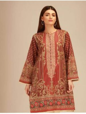 khaadi Latest Embroidered Lawn Collection Master Replica 2019