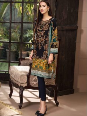 Limelight Latest Embroidered Lawn Collection Master Replica 2019
