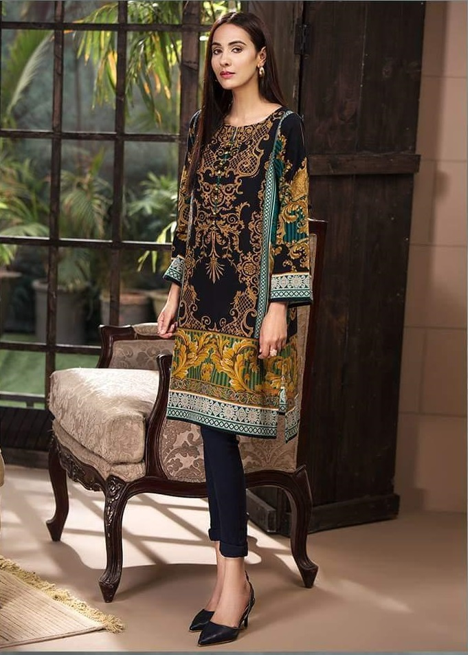 a672ead9b6 Limelight Latest Embroidered Lawn Collection Master Replica 2019