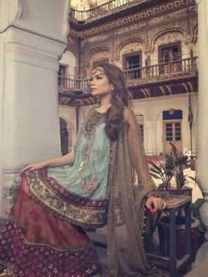Maria b Latest Embroidered Lawn Collection Replica