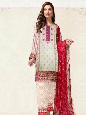 Maria b Latest Embroidered Lawn Master Replica 2019