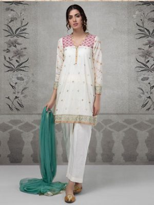 Maria b Latest Lawn Embroidered Collection Master Replica 2019