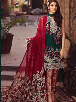 Serene Latest Embroidered Lawn Master Replica 2019