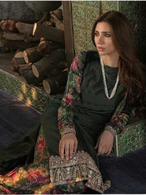 Zara Shah Jahan Embroidered Lawn Collection Master Replica 2019