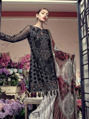 Anaya Latest Embroidered Lawn Master Replica 2019
