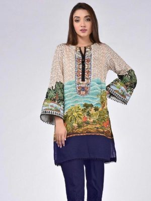 Ethnic Latest Embroidered Lawn Collection Master Replica 2019