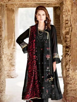 Gul ahmed Latest Embroidered Lawn Collection Master Replica 2019