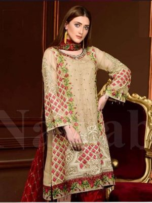 Imrozia Latest Embroidered Collection Lawn Master Replica 2019