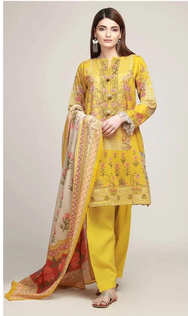 d391bf2e5e khaadi Latest Embroidered Lawn Collection Master Replica 2019