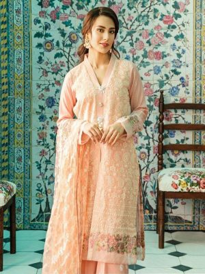 Qalamkar Latest Embroidered Lawn Master Replica 2019