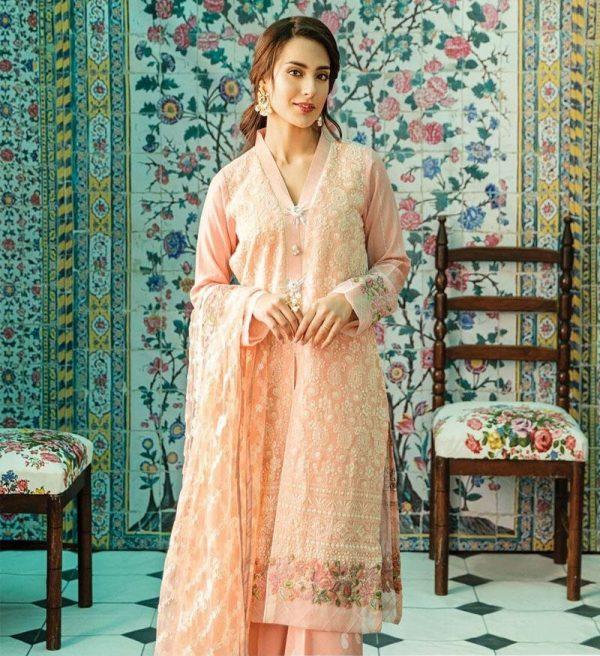Qalamkar Latest Embroidered Lawn Master Replica 2019