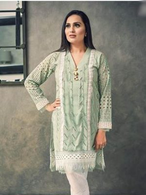 Rangja Latest Embroidered Lawn Master Replica 2019