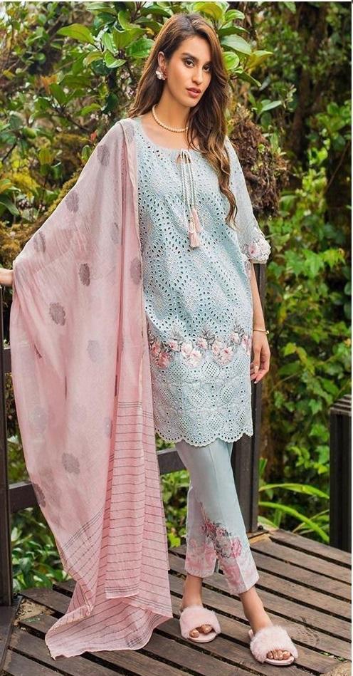 Zainab Chottani Lawn Master Replica 2019