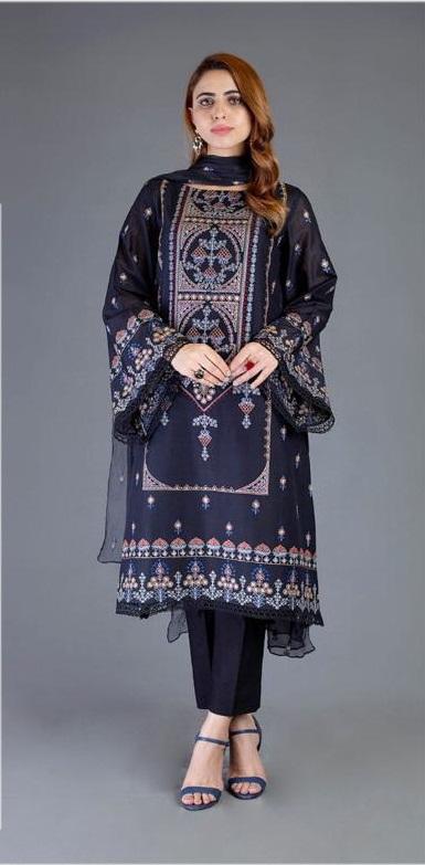 Bareeze Karandi Winter Collection Replica 2021